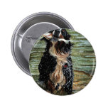 The Early Berner Catcheth Pinback Buttons