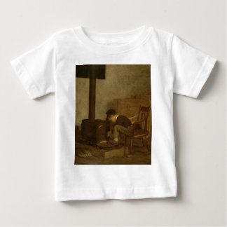 The Early Scholar - Eastman Johnson Shirt