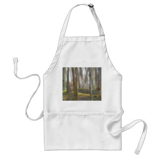 The Early Spring Forest Standard Apron
