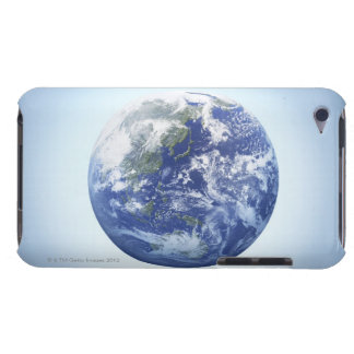 The Earth 10 Barely There iPod Cases