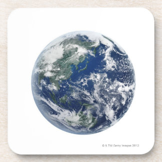 The Earth 11 Beverage Coaster