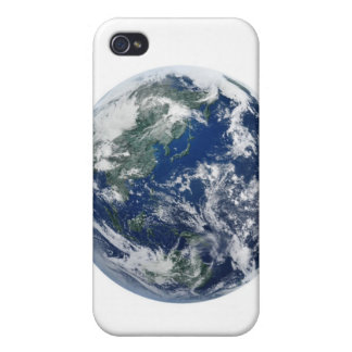 The Earth 11 Case For The iPhone 4