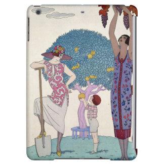 The Earth, 1925 (colour litho)