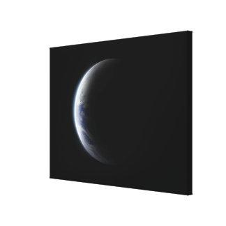 The Earth 3 Canvas Print
