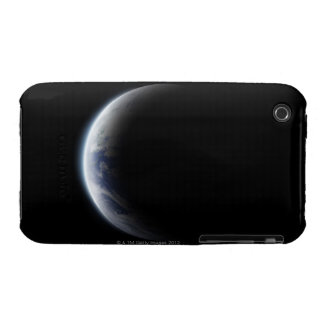 The Earth 3 iPhone 3 Cases