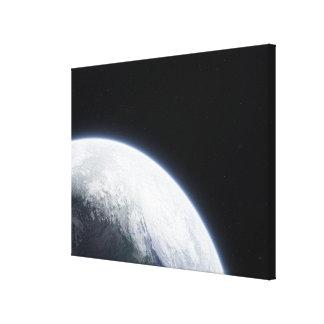 The Earth 4 Canvas Print