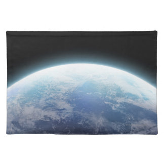 The Earth 8 Place Mat