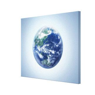 The Earth 9 Canvas Print