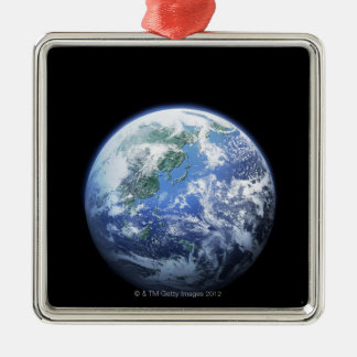 The Earth Christmas Ornament