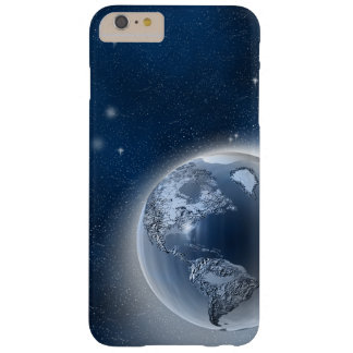 The Earth in Space Barely There iPhone 6 Plus Case