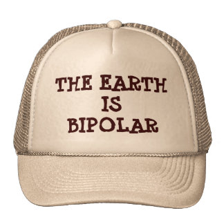 The Earth is Bipolar Cap