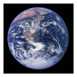 The Earth Seen From Apollo 17 aka The Blue Marble