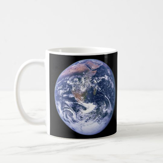 The Earth seen from Apollo 17 aka The Blue Marble Coffee Mug