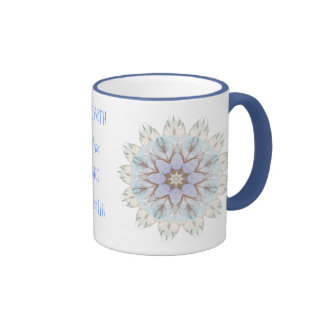 The EARTH  without  ART is just EH! Quote Coffee Mug