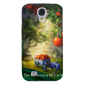 The Earthworm Miracle Galaxy S4 Case