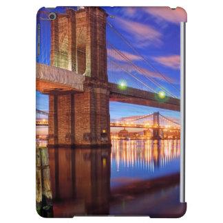 The East River, Brooklyn Bridge, Manhattan