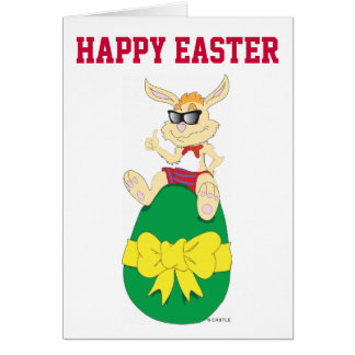 The Easter Bunny Card