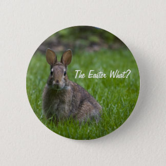The Easter What? Button
