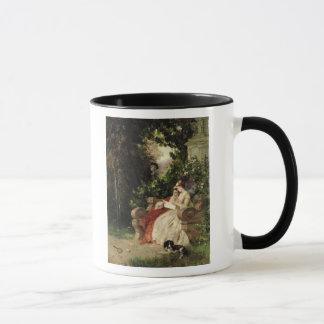 The Eavesdropper, 1868 Mug