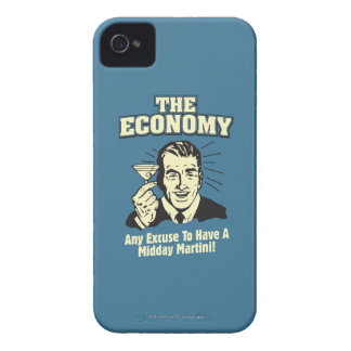 The Economy: Midday Martini Case-Mate iPhone 4 Case