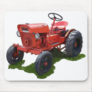 The Economy Tractor Mouse Mat