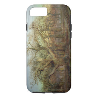 The Edge of Sherwood Forest, 1878 iPhone 8/7 Case