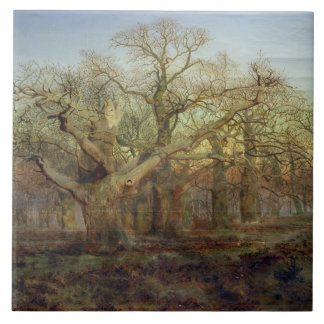 The Edge of Sherwood Forest, 1878 Tile