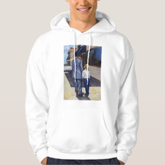 The Education of a King 2001 Hoodie