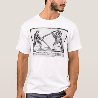 The Education of Pantagruel, illustration T-Shirt