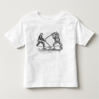 The Education of Pantagruel, illustration Toddler T-Shirt