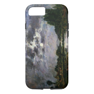 The Effect of the Moon, 1891 (oil on canvas) iPhone 8/7 Case