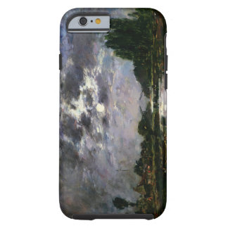 The Effect of the Moon, 1891 (oil on canvas) Tough iPhone 6 Case