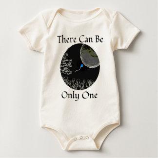 The Egglander Baby Bodysuit