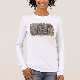 The Eggs Duly Hatch into Worms, they are Covered b Long Sleeve T-Shirt