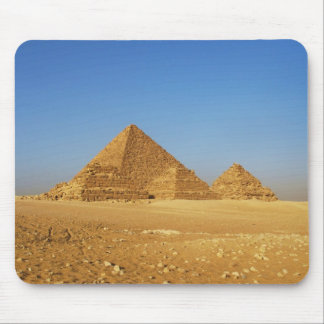 The Egyptian pyramids Mouse Mat