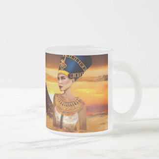 The Egyptian queen Nefertiti Mug
