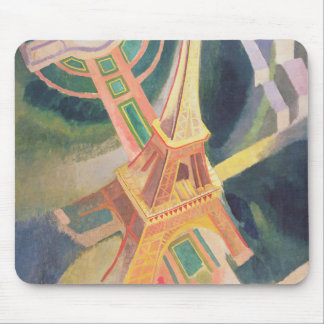 The Eiffel Tower, 1928 Mouse Mat