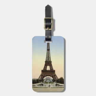 The Eiffel Tower Bag Tag