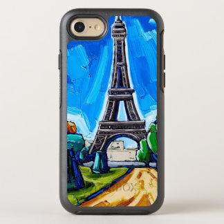 The Eiffel Tower Cell Phone Case