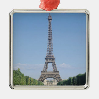 The Eiffel Tower Christmas Ornament
