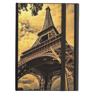 The Eiffel tower in Paris France Case For iPad Air