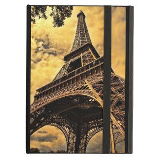 The Eiffel tower in Paris France Case For iPad Air