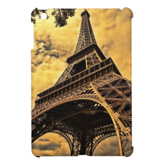 The Eiffel tower in Paris France iPad Mini Covers