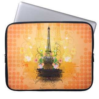The Eiffel Tower Laptop Sleeve
