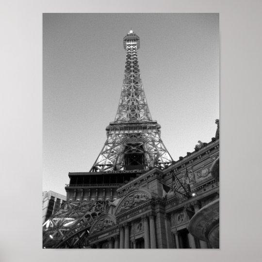 The Eiffel Tower Las Vegas Poster