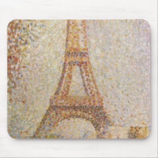 The Eiffel Tower Mouse Pad