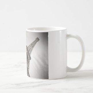 The Eiffel Tower, Paris Coffee Mug