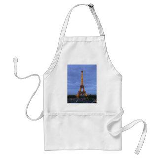 The Eiffel Tower Paris France Aprons