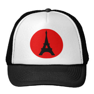The Eiffel Tower, Paris, France Cap