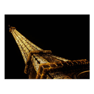 The Eiffel Tower, Paris - Postcard